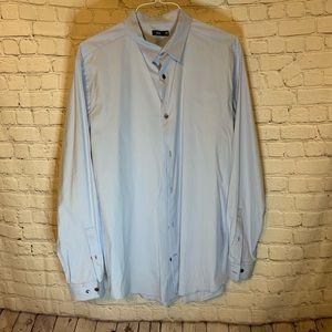 Vince men's button down shirt, XL